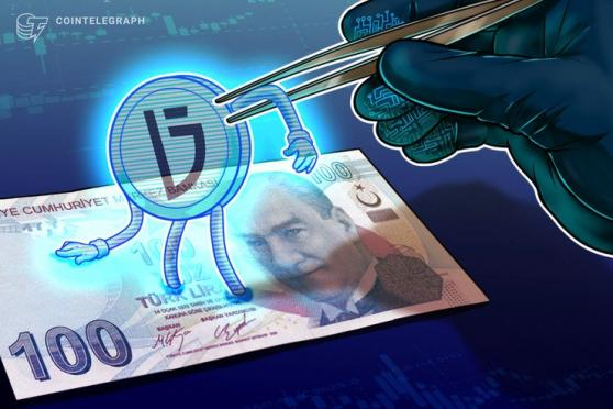 Turkish Stablecoin Receives Spot Listing on BTSE Exchange